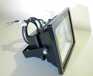 The new OnSolar 30 watt LED DC 12v / 24v floodlights